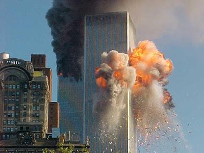 September 11 remembered through video