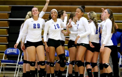Gallery: Volleyball in action