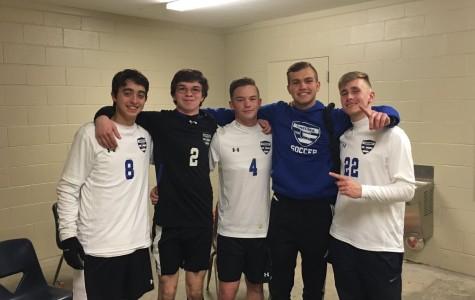 Alexander's late goal sends boys soccer past Spartans