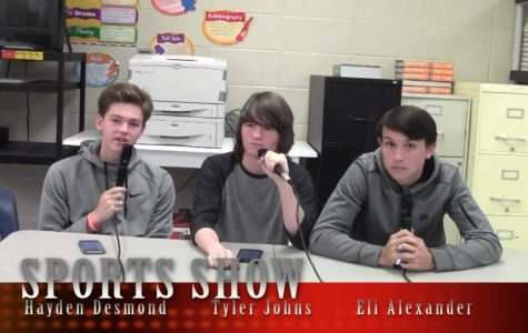 The Unnamed Sports Show, Episode 3