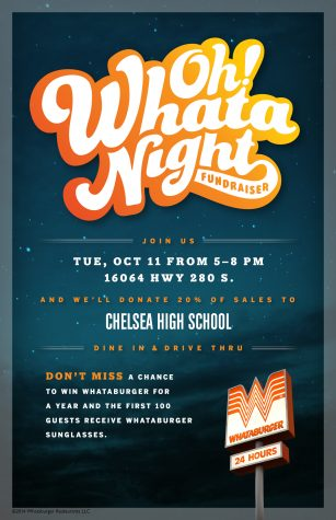Whataburger to host night in support of CHHS