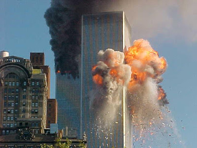September 11 remembered through video