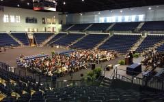 Seniors complete exams, prepare for graduation
