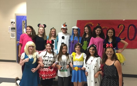 Dress-up day gallery – Disney characters day!