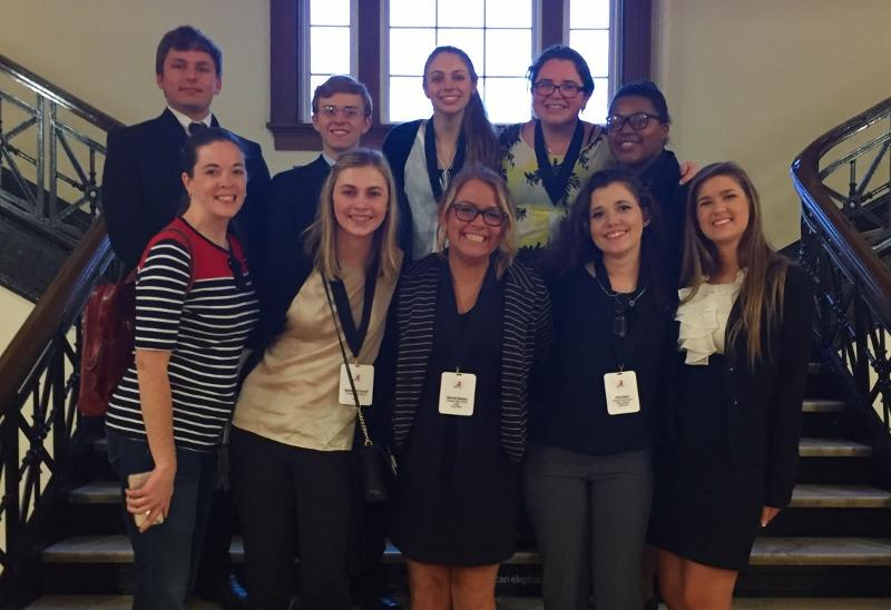 CHHS+students+participate+at+Model+UN+Conference