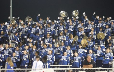 CHHS band prepares for upcoming performances