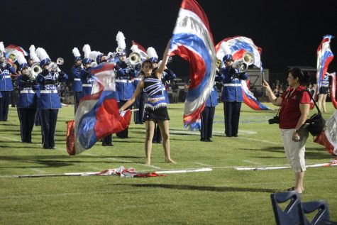 Upcoming Color guard Tryouts
