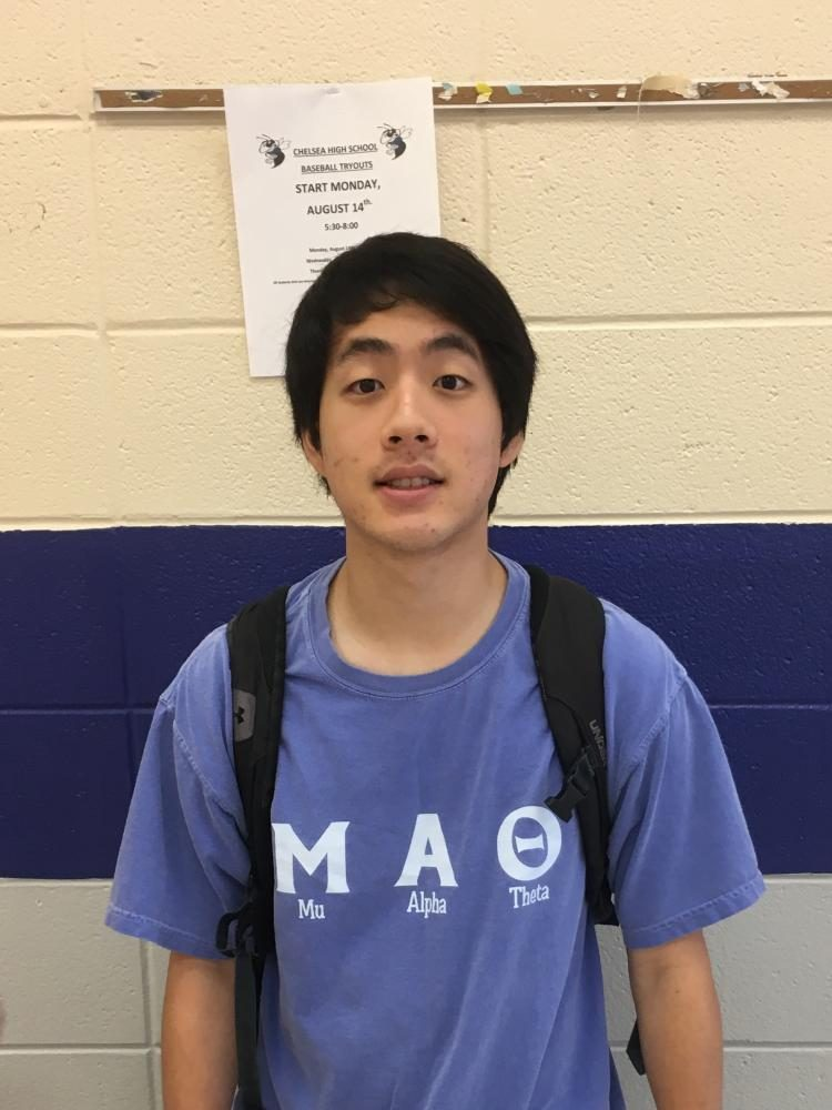 Back to school spotlight: Jay Chin