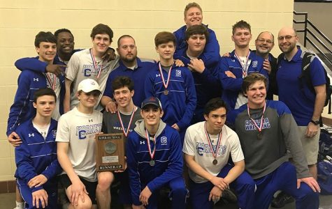 Hornet wrestlers shine at sectional