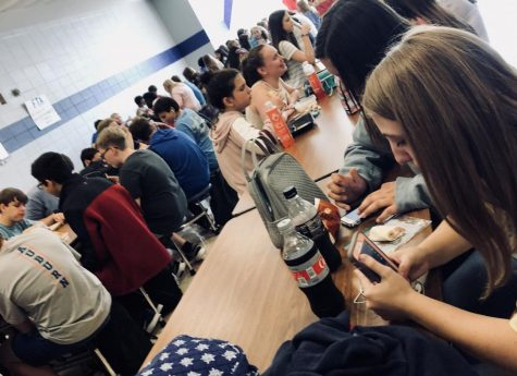 Government funds provide free lunches for CHHS students