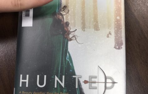 The Book Review Blog-Hunted