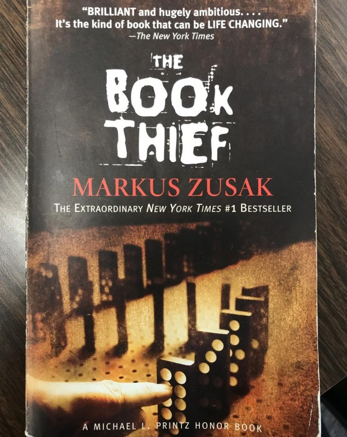 Blog Book Review: The Book Thief