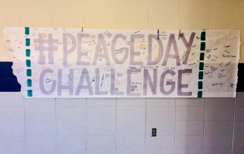 Peace Day Challenge Pep Rally