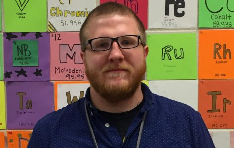 CHHS teacher spotlight: Mr. Huddleston