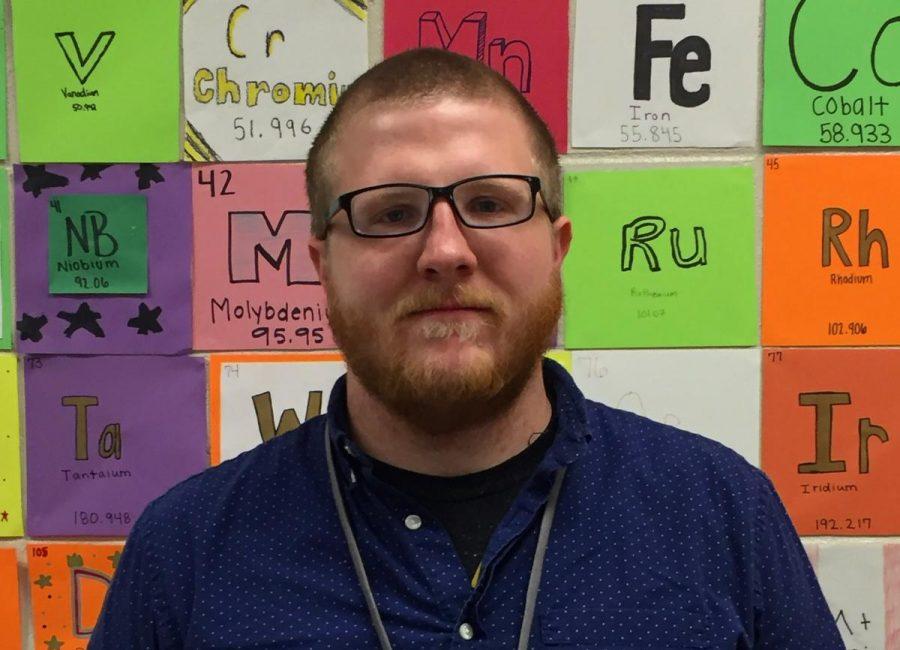 CHHS teacher spotlight: Mr. Huddleston