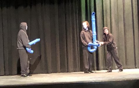 CHHS hosts annual talent show