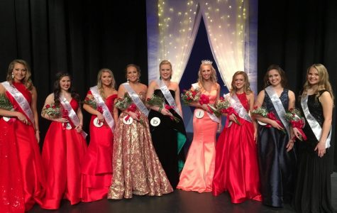 Ayers named Miss Chelsea High School