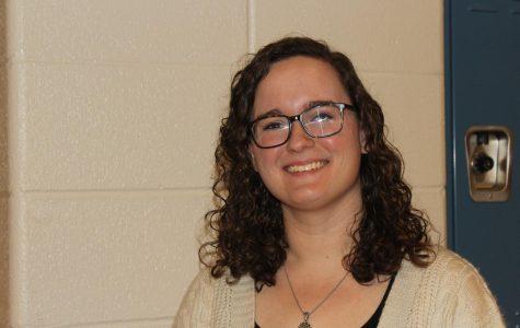 Ms. Bizjak is one of CHHS' wonderful Spanish teachers.