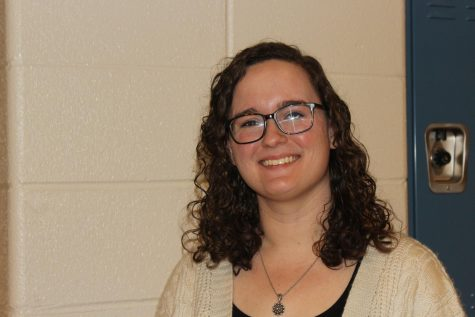 Ms. Bizjak is one of CHHS