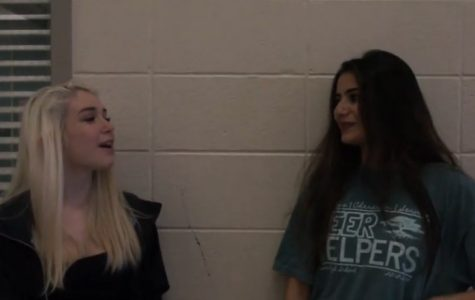 Student interviews - 9/15/19