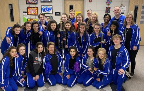 Show choir wraps up season with big win