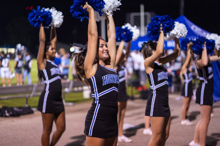 Watch: Highlights from Homewood pep rally