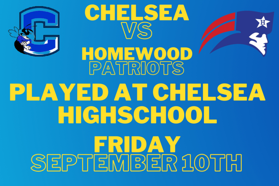 Chelsea vs Homewood football