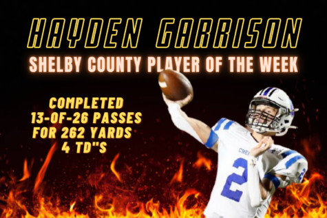 Hayden Garrison POW