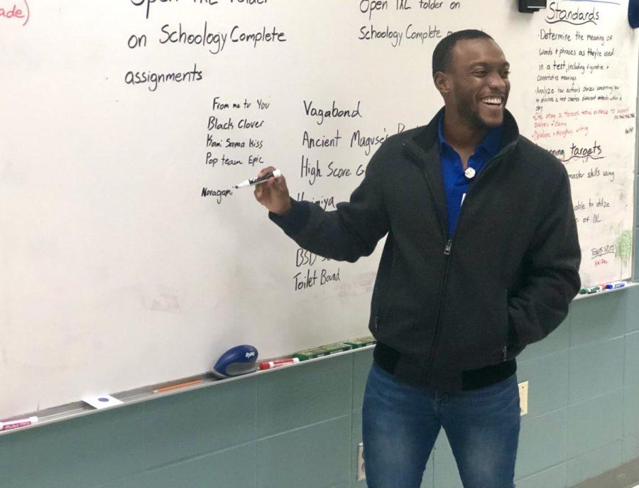 Teacher Q&A: Getting to know Coach Lee