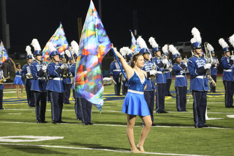 Hornet Pride thrives during marching season