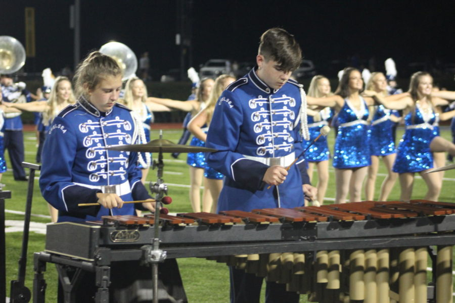 Hornet Pride marching band takes on 2021 season