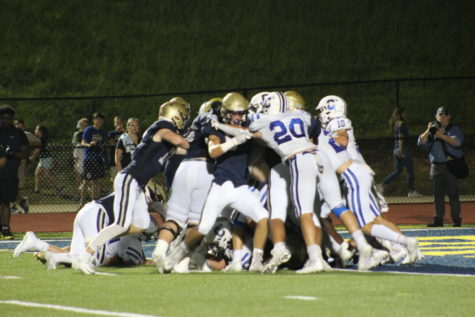 Chelsea, Homewood face off on Friday