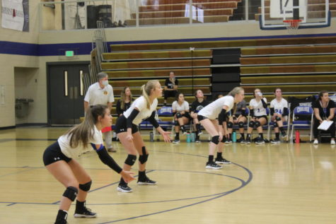 Gallery: JV volleyball vs. Mountain Brook