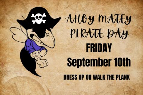 Pirate Day - CHHS vs Homewood