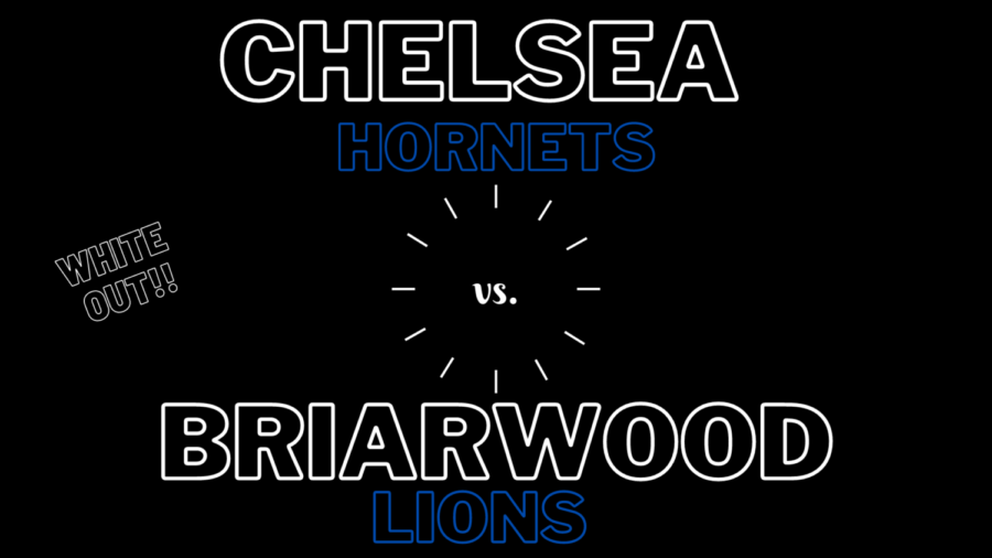 Chelsea vs Briarwood football