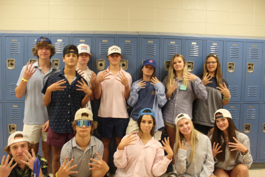 GALLERY: Homecoming Dress Up Days